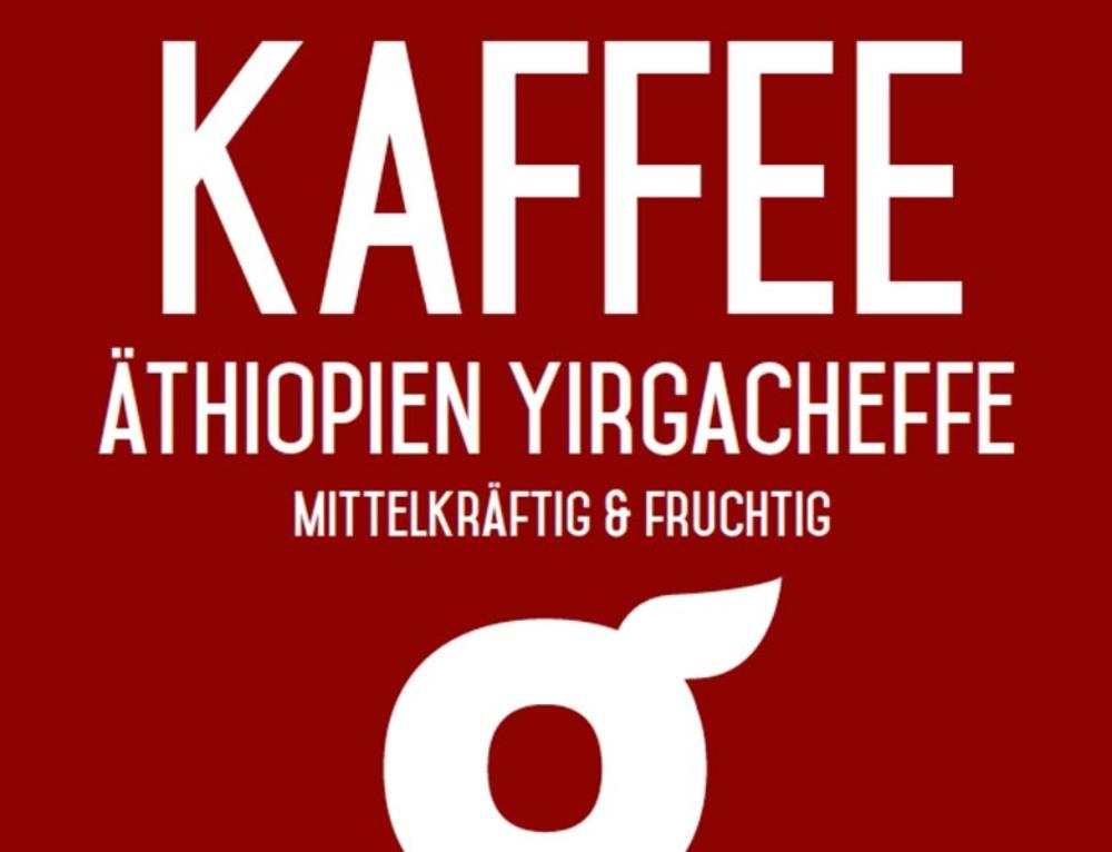 Langaso Aethiopien-Yirgacheffe