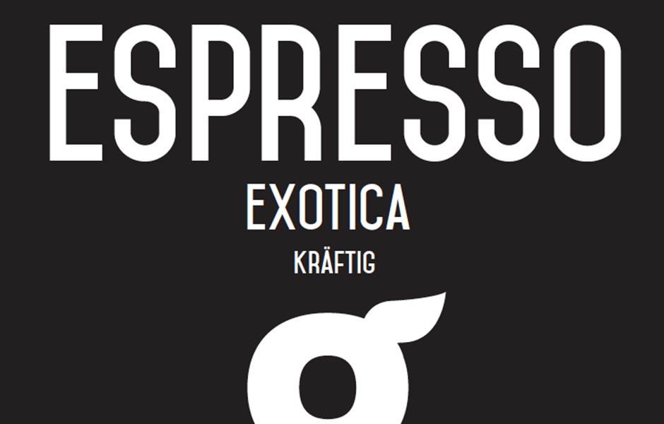 Langaso Espresso Exotica