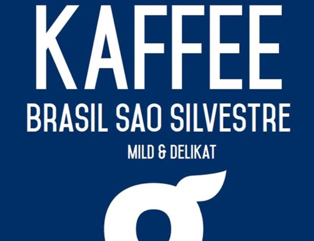 Langaso Kaffee Brasil Sao Silvestre